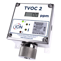 ION SCIENCE LAUNCHES TVOC 2 FIXED  PHOTOIONISATION DETECTOR