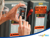 Easily lock out machinery with step-by-step instructions on your smartphone.